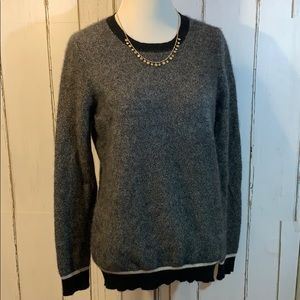 Charter club luxury 100% cashmere sweater SZ L